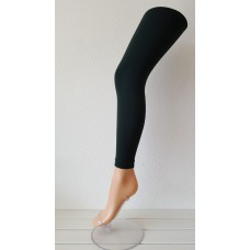 Legging 200 denier zwart